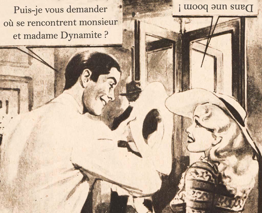 Devinette romantique